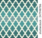 moroccan seamless pattern.... | Shutterstock . vector #247948786