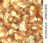 vector seamless geometric... | Shutterstock .eps vector #248031898