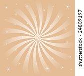 sunburst retro vector | Shutterstock .eps vector #24809197