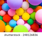 Colorful Decorative Balloon