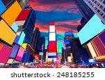 Times Square Manhattan New York ...