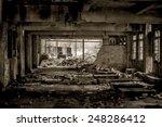 Doomsday Destruction Ruins...