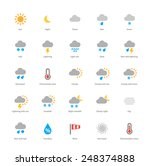 pictogram collection of...