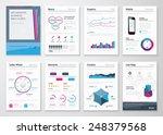infographics business brochures ... | Shutterstock .eps vector #248379568