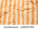 the wrinkled of clothes pattern ... | Shutterstock . vector #248555785
