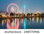 spring festival stuttgart  ... | Shutterstock . vector #248570986