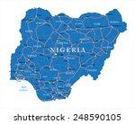 nigeria mp | Shutterstock .eps vector #248590105