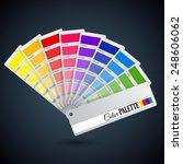 bright color palette guide.