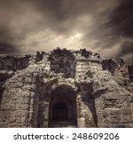 Ghost Castle Entrance