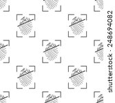 fingerprint pattern.