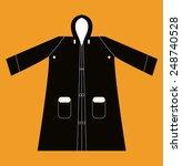 raincoat  | Shutterstock .eps vector #248740528