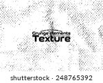 grunge texture   abstract stock ... | Shutterstock .eps vector #248765392