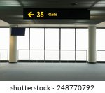 waiting section in the airport  ... | Shutterstock . vector #248770792