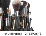 professional make up brush... | Shutterstock . vector #248893648