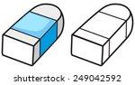 illustration of isolated... | Shutterstock .eps vector #249042592