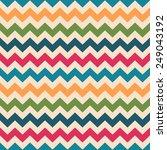 chevron seamless pattern.... | Shutterstock .eps vector #249043192