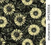 Vintage Floral Backgrounds....