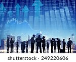 finance global finance world... | Shutterstock . vector #249220606