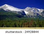 colorado rocky mountains with...   Shutterstock . vector #24928844