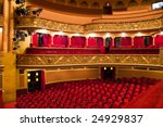 chairs and balcony in classic... | Shutterstock . vector #24929837