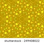 vector seamless pattern with... | Shutterstock .eps vector #249408022
