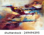 Abstract Original Painting On...