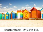 Beautiful Bathing Houses On...