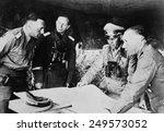 Field Marshal Erwin Rommel...