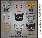 cat illustration  hand draw...