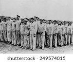 roll call at buchenwald... | Shutterstock . vector #249574015