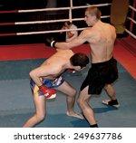 Постер, плакат: Fight Club Fighting without