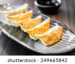 Asian Appetizer Menu Fried Por...