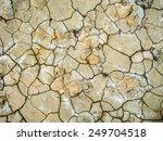 cracks in the ground   Shutterstock . vector #249704518
