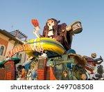 viareggio  italy   february 23  ...   Shutterstock . vector #249708508