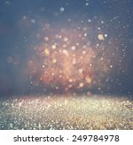 abstract blurred photo of bokeh ... | Shutterstock . vector #249784978