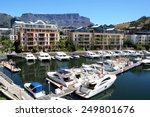 the view across cape town's... | Shutterstock . vector #249801676