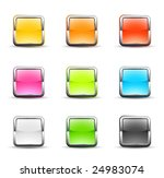 square icons | Shutterstock .eps vector #24983074