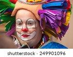 las palmas   january 31 ... | Shutterstock . vector #249901096