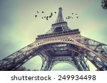 architecture of paris .france.... | Shutterstock . vector #249934498