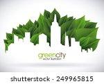 eco concept design  vector... | Shutterstock .eps vector #249965815