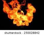 fire | Shutterstock . vector #250028842