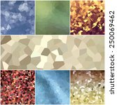 mosaic collage | Shutterstock . vector #250069462