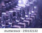 production of medicines in... | Shutterstock . vector #250132132