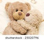romantic bears | Shutterstock . vector #25020796