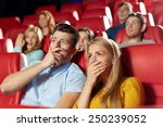 cinema  entertainment and... | Shutterstock . vector #250239052