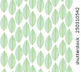 vector seamless pattern with... | Shutterstock .eps vector #250310542