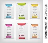 pricing plans for websites....