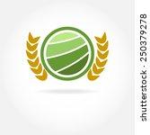 green healthy nature... | Shutterstock .eps vector #250379278