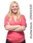 beautiful woman | Shutterstock . vector #250431535