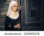 Portrait Of A Young Nun